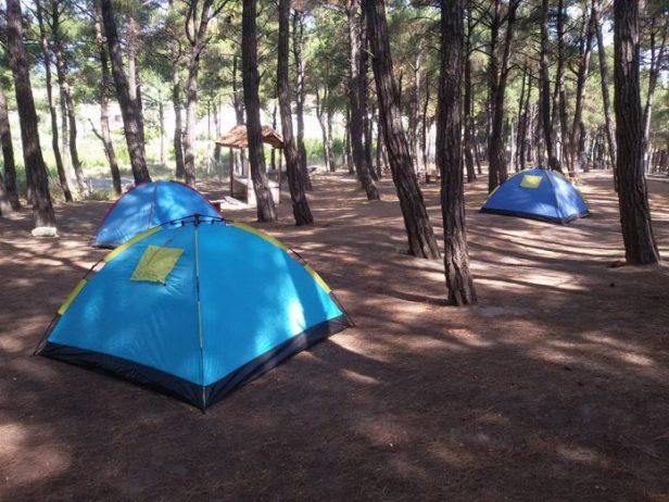 Guzelyalı Kamp Alanı