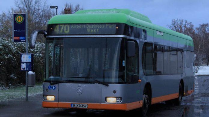 Hannover Havalimanı Otobüs Ulaşımı