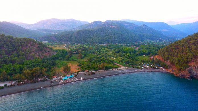 İnlice Plajı Kamp Alanı