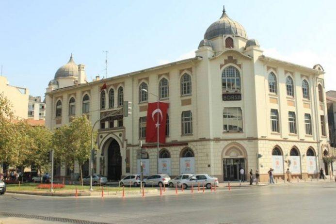 İzmir Borsa Sarayı
