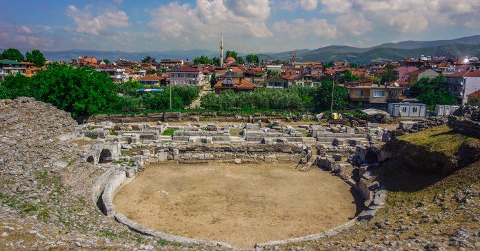 iznik roma tiyatrosu