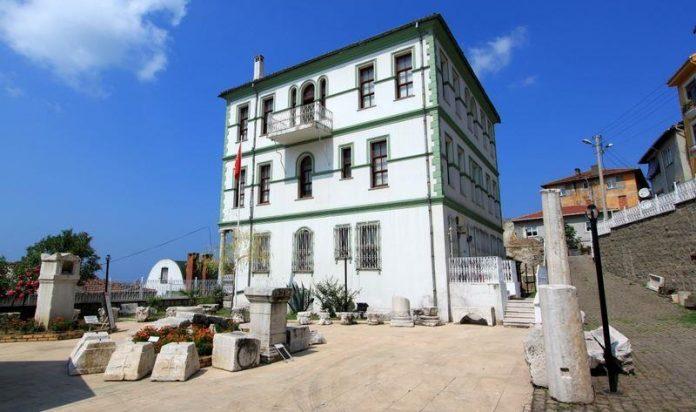 Karadeniz Ereğli Müzesi (Halil Paşa Konağı)