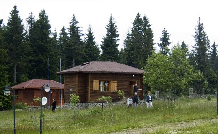 Kayabaşı Yayla Kent Kamp Alanı