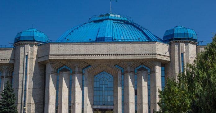 kazakistan şehir müzesi