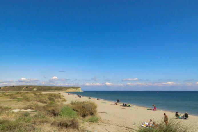 Kefalos Plajı Kamp Alanı