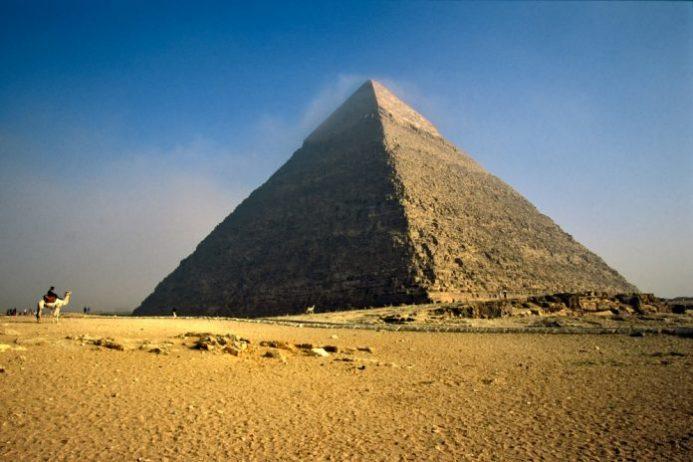 Keops Piramiti, Mısır