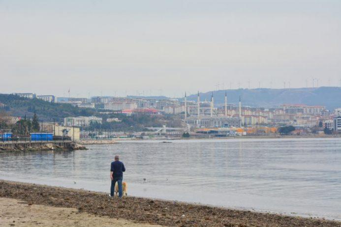 Kepez Halk Plajı Kamp Alanı