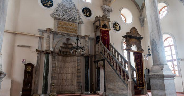 Kestanepazarı Camii