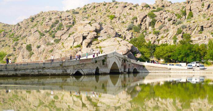 Kırıkkale Çeşnigir Köprüsü