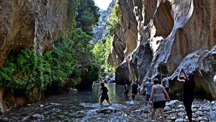 Kisecik Kanyonu Kamp Alanı