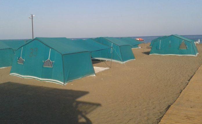Kocahasanlı Halk Plajı Kamp Alanı