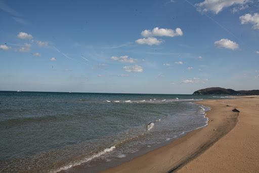 Kurfallı Plajı Kamp Alanı