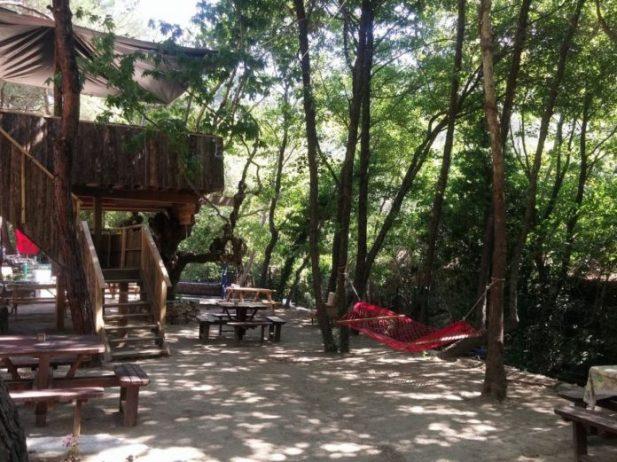 Lamia Doğa Camping