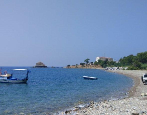 Melleç Plajı Kamp Alanı