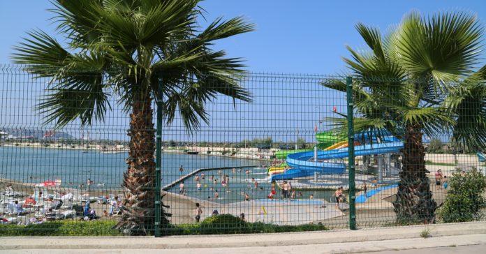 Mert Plajı ve Su Parkı