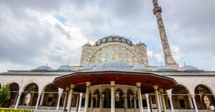 Mihrimah Sultan Camii