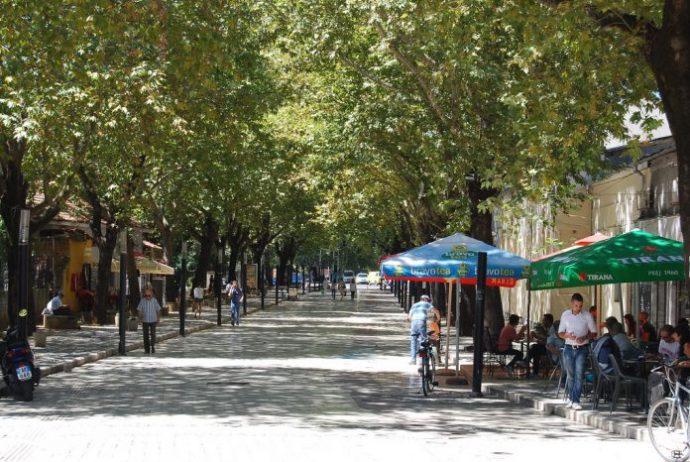 Murat Toptani Caddesi