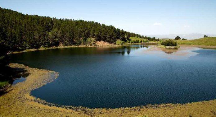 narman beş göller