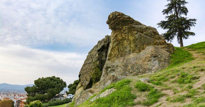 niobe doğal anıtı
