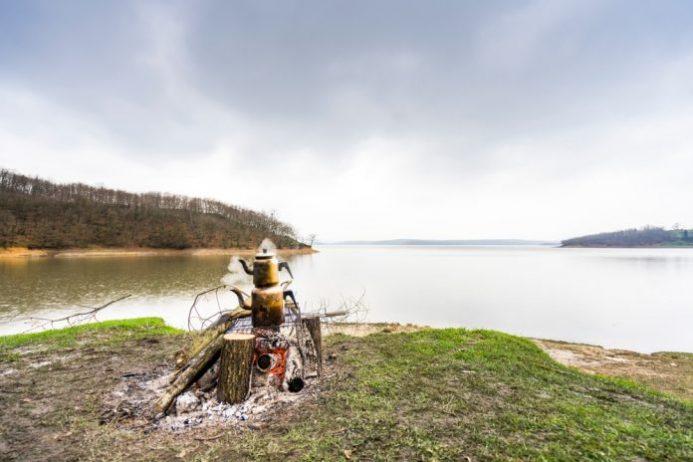 Ömerli Barajı Kamp Alanı