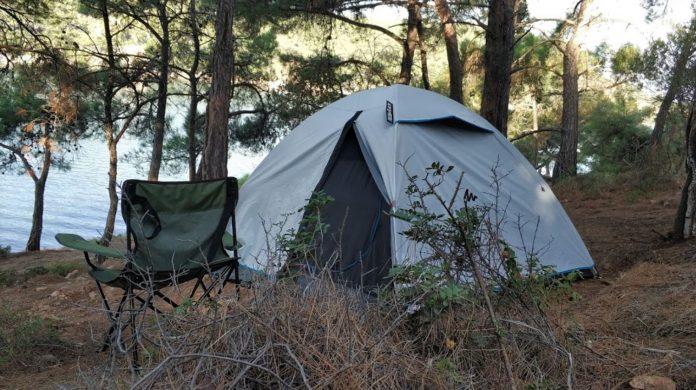 Ortunç Koyu Kamp Alanı