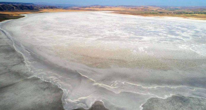 palas tuzla gölü