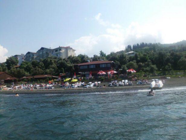 Paşa Tatil Köyü Kamp Alanı