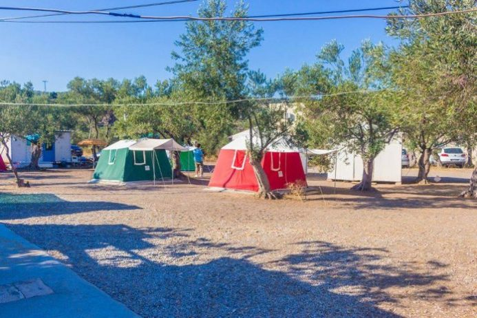 Şah Mat Kamp Alanı