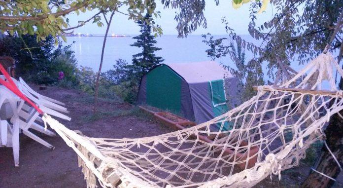 Saklı Koy Kamp Alanı