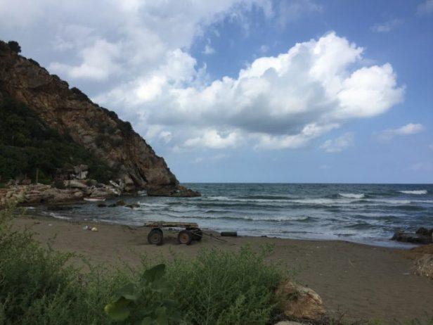 Samandağ Plajı Kamp Alanı