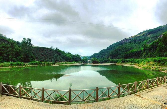 Sera Gölü Kamp Alanı