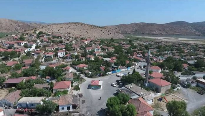 Serçin Köyü Kamp Alanı