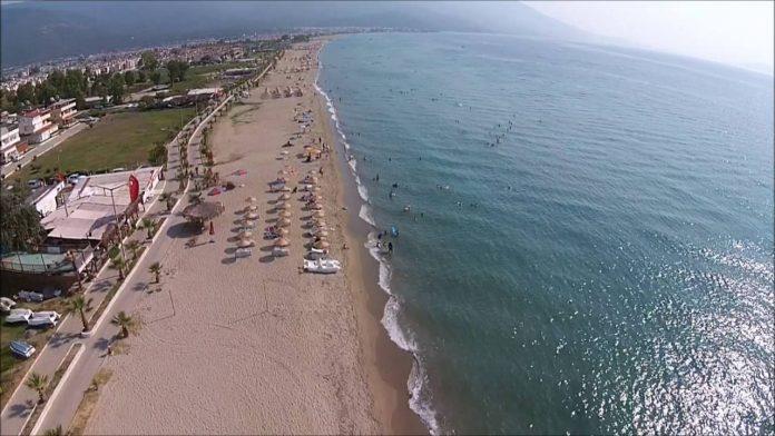 Sevgi Plajı Kamp Alanı