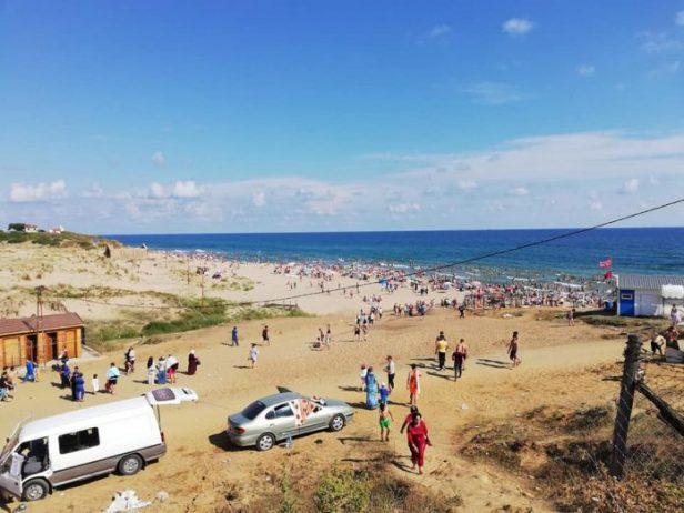 Sofular Plajı Kamp Alanı