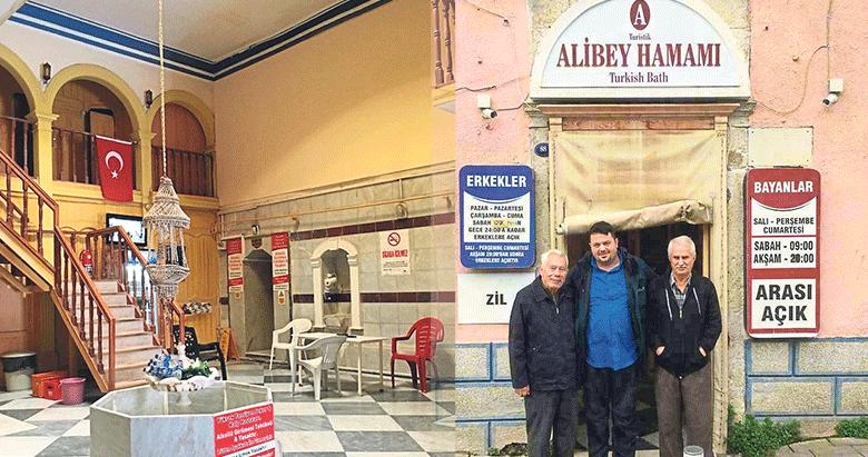 Tarihi Ali Bey Hamamı