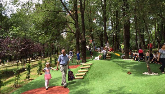 Tiran Büyük Parkı