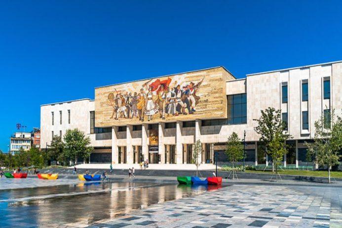Tiran Ulusal Tarih Müzesi