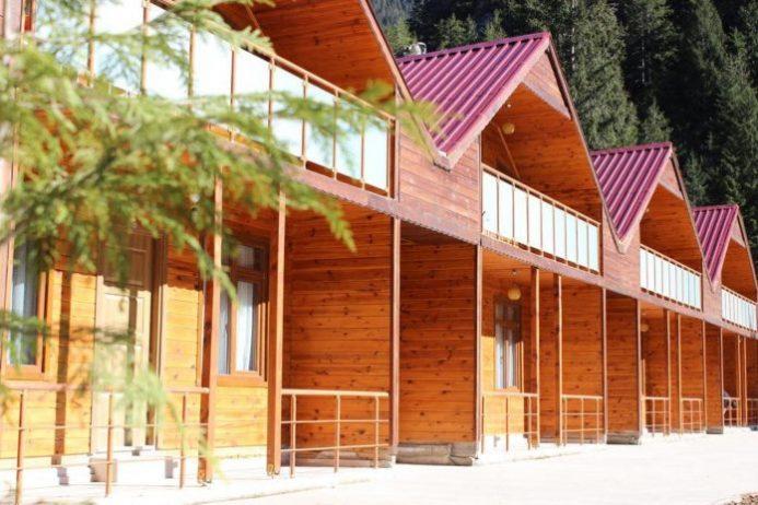 Uzungöl Bungalov House