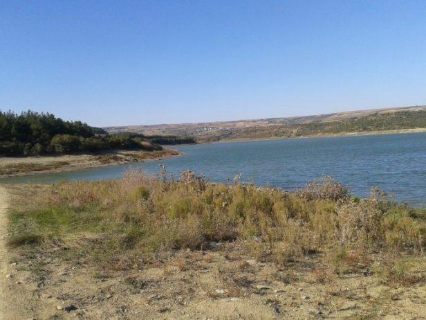 Yazır Barajı Kamp Alanı