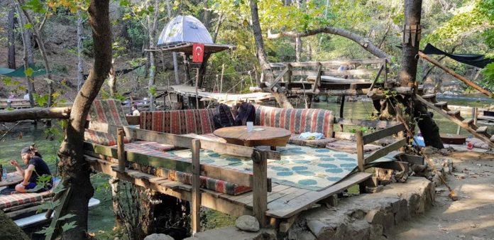 Yeşil Vadi Doğa Kamp Alanı