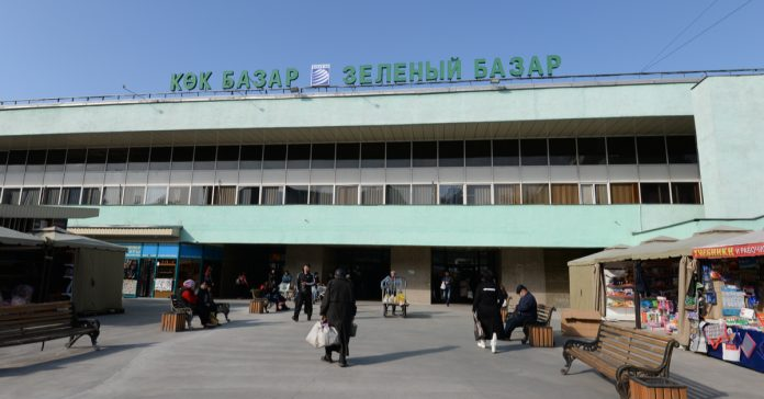 zelenny bazar