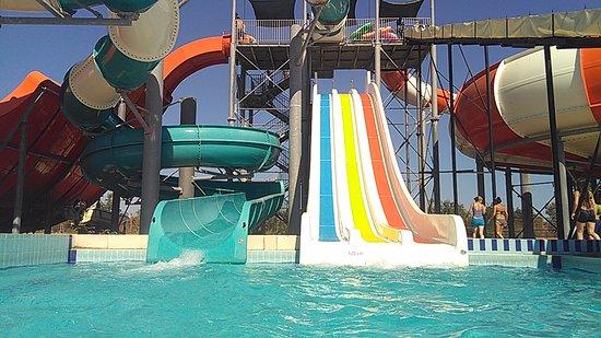 Blue Zest Aqua Park