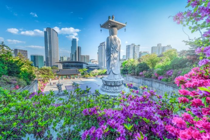 Bongeunsa Tapınağı
