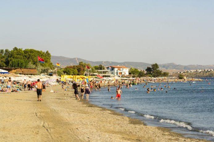 Akarca Plajı
