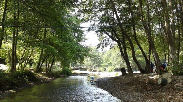 Akkaya Köyü Piknik ve Kamp Alanı