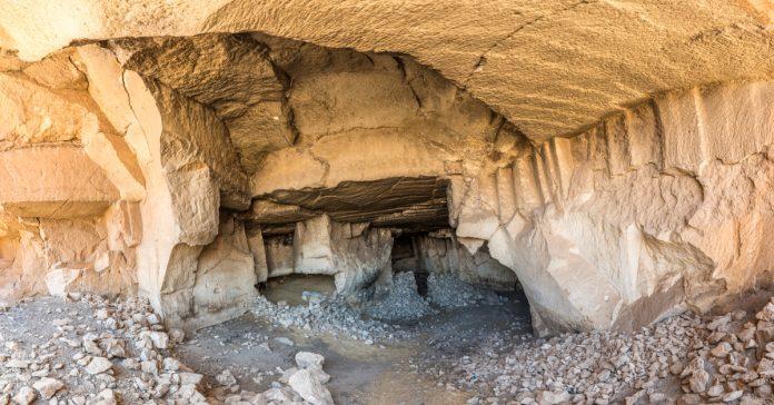 Bazda Mağaraları