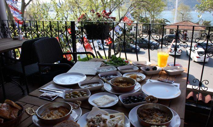 Beylerbeyi Cafe Van Kahvaltı