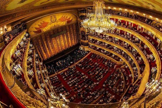 Bolshoi Opera ve Bale Tiyatrosu