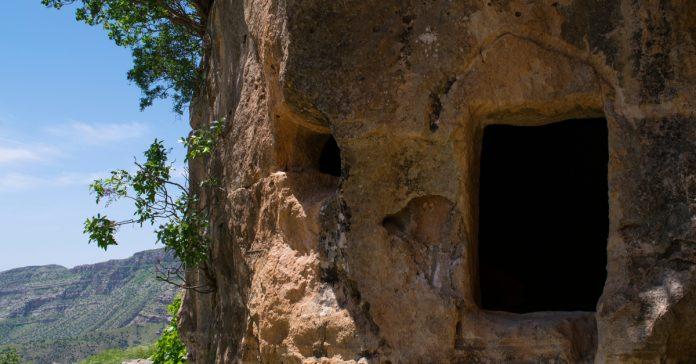 Botan Mağaraları