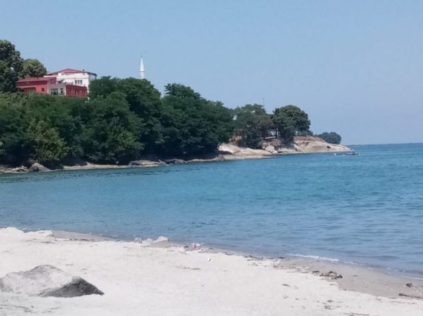 Çaka Plajı Kamp Alanı